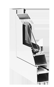 Алюминиевый прафиль AGS 50