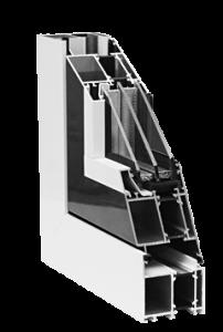 Алюминиевый профиль AGS68