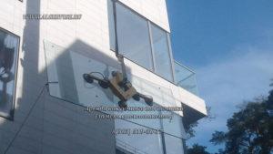 аренда вакуумной присоски(подъемника,замена стеклопакета захват) для стеклопакета, замена стеклопакета в фасаде, вакуумная присоска в аренду